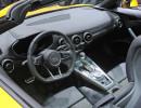 Der Innenraum des 2015er Audi TTS Roadster
