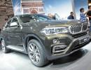 Auf dem Pariser Autosalon präsentiert BMW den neuen X6