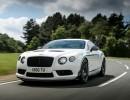 Bentley Continental GT3-R Frontansicht