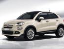 Sondermodell Fiat 500X Opening Edition in der Front- Seitenansicht