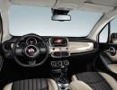 Das Cockpit der Fiat 500X Opening Edition