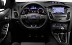 Das Cockpit des Ford Focus ST Diesel