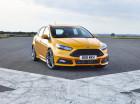 Ford Focus ST Diesel im Gelben farbton