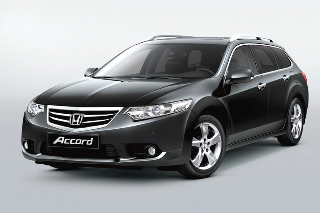 Wegen zu geringer Nachfrage nimmt Honda sein Mittelklassemodell Accord vom Markt.