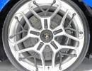 Die Felgen des Supersportwagens Lamborghini Asterion LPI 910-4