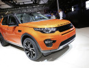 Land Rover Discovery Sport auf dem Pariser Automobilsalon 2014