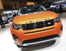Land Rover Discovery Sport beim Pariser Autosalon 2014