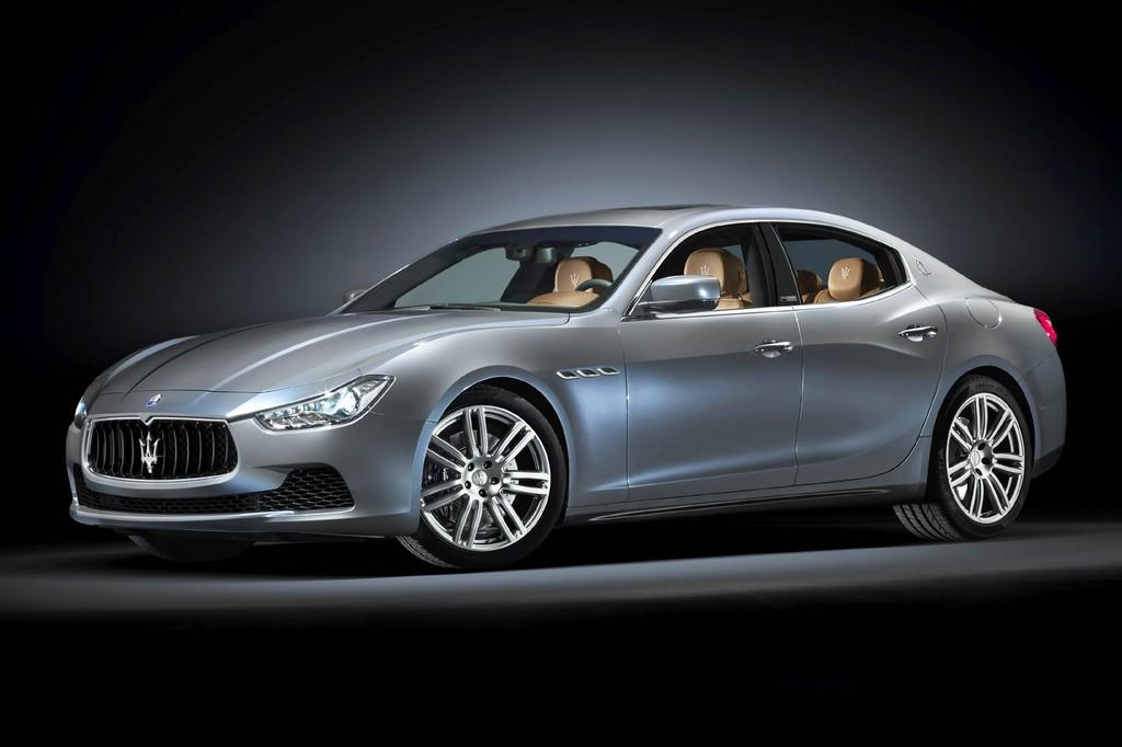 Konzeptfahrzeug Ghibli Ermenogildo Edition Zegna von Maserati