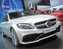 Das T-Modell des neuen Mercedes-AMG C 63 auf der Pariser Motorshow 2014