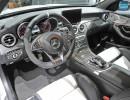 Der Innenraum des Mercedes-AMG C 63 in der Kombi-Version