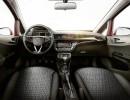 Das Interieur des Opel Corsa E