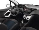 Der Innenraum des Peugeot 208 Like