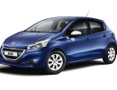 Peugeot 208 Like in blauer Lackierung