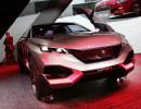 Peugeot Quartz auf dem Pariser Automobilsalon 2014