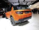 Land Rover Discovery Sport auf dem Pariser Autosalon 2014