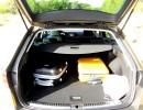 Der Kofferraum des Seat Leon Xperience