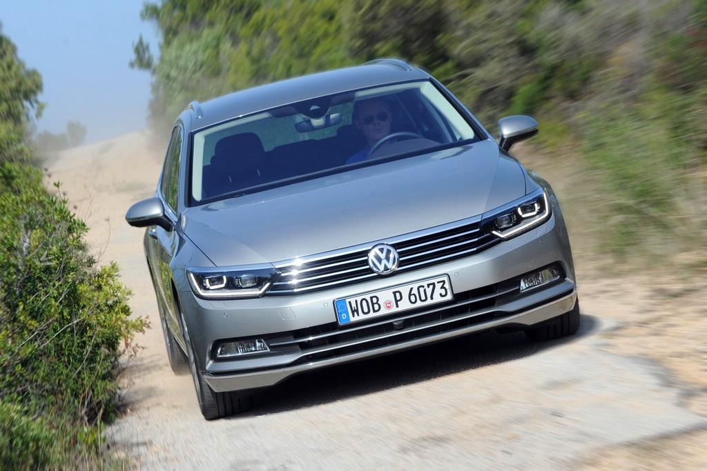 Bulliger Auftritt: Der neue VW Passat 2.0 TDI 4MOTION