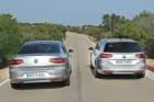 VW Passat Limo und Variant