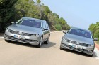 VW Passat Limousine und Variant 2015