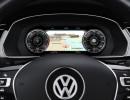Die Instrumente der Volkswagen Passat Limousine