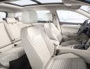 Helle Sitze im Innenraum des Volkswagen Passat Limousine