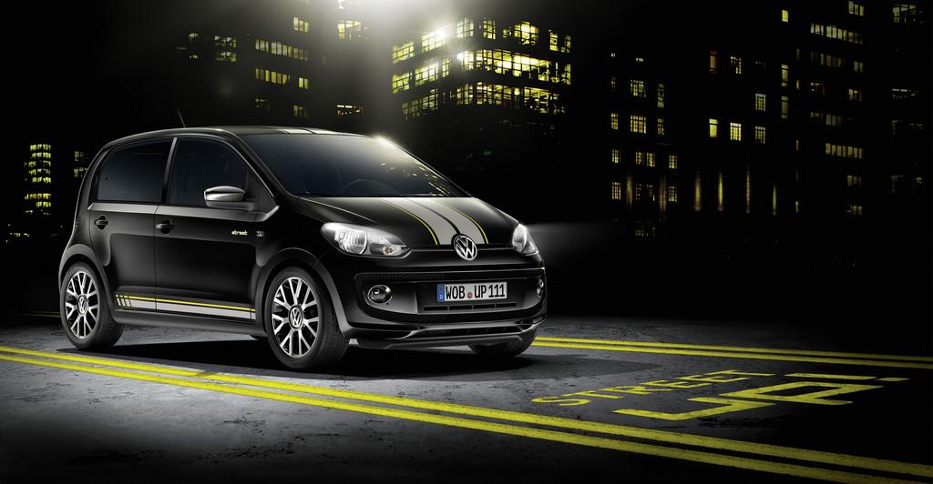 2014er Volkswagen Sondermodell Street-Up