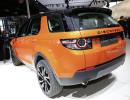 Land Rover Discovery Sport auf der Pariser Autoshow 2014