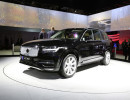 Auf dem Pariser Autosalon präsentiert Volvo den neuen XC90