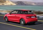 Audi A1 2015, Heck