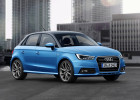 Audi A1 Sportback 2015, Front