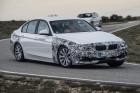 BMW 3 Plug-in-Hybrid in der Kurve