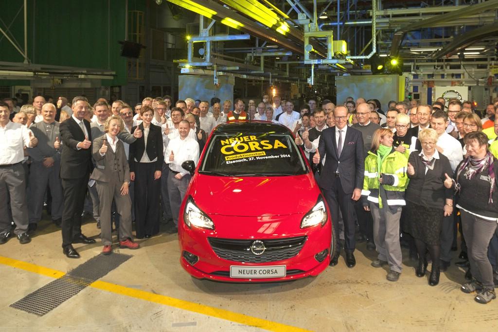 Der neue Corsa aus Eisenach soll die Erfolgsgeschichte mit bisher 12,4 Millionen Exemplaren nahtlos fortführen.