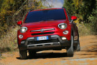 Fiat 500X Cross Plus Frontansicht