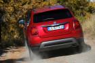 Fiat 500X Cross Plus Heckansicht