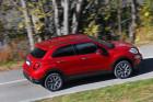 Fiat 500X Cross Plus Seitenansicht