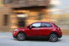 Fiat 500X Cross Plus Seitenpartie