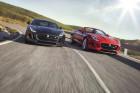 Jaguar F-Type S AWD und R AWD