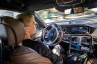 Mercedes-Benz S 550 Intelligent Drive.