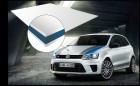 Volkswagen-Workshop zu Innovationen: Das Sandwhich aus dünnen Blechen oben und unter mit einer Kunststofffolie spart Gewicht, zum Beispiel bei der Motorhaube des Volkswagen Rallye-Polo.