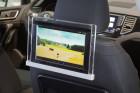 Volkswagen-Workshop zu Innovationen: Die Inhalte können vom Tablet kommen oder über Mirror-Link zugesteuert werden.