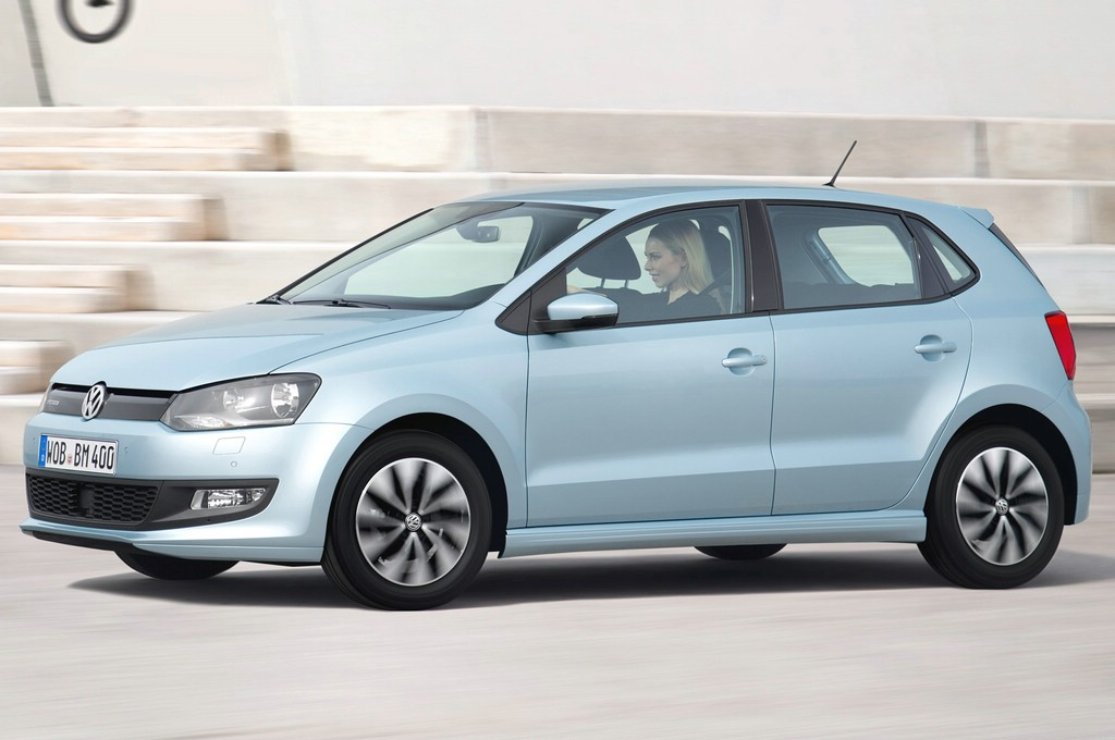 Der sparsamste Polo, VW Polo TSI BlueMotion