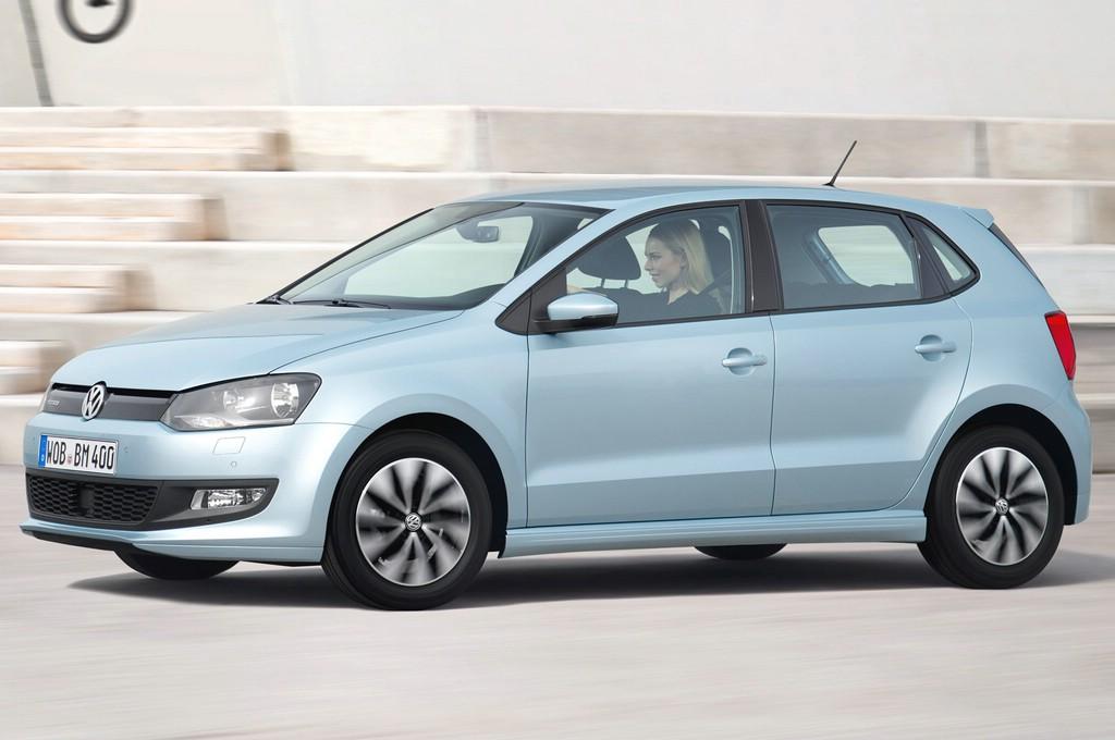 Der sparsamste Polo, VW Polo TSI BlueMotion