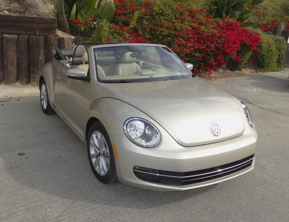 Volkswagen Beetle Modelljahr 2015
