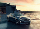 Cadillac CTS-V 2015, Standaufnahme
