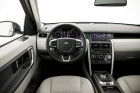Land Rover Discovery Sport 2015 Cockpit