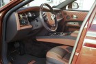 Mansory-Tuning Rolls Royce Ghost Serie II Innenraum