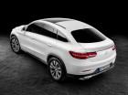 Mercedes-Benz GLE Coupé Heckansicht