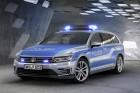 Polizeiauto VW Passat Variant GTE