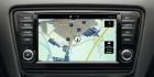 Radio-Navigationssystem Columbus von Skoda.
