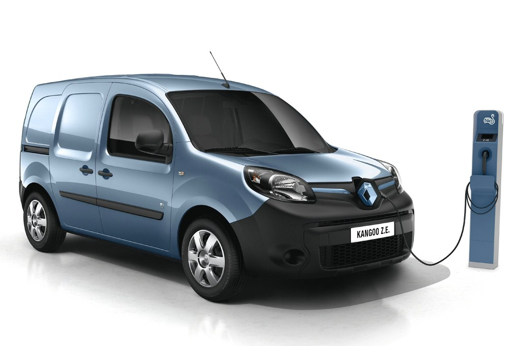 Elektroauto Renault Kangoo Z.E.